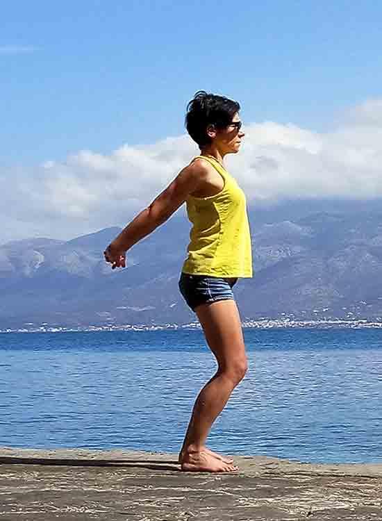 sonia Leclerc stretching postural Nantes