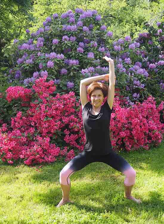 stretching postural Nantes Sonia Leclerc